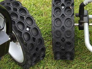 GLIDERS...SUMMER wheels for your Powakaddy, Motocaddy & any trolley wheels.
