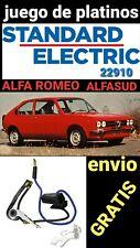ALFA ROMEO ALFASUD / SPRINT Intermotor 22910 JUEGO CONTACTOS PLATINOS