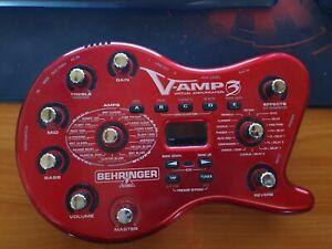 Behringer V-Amp 3 - Gitarren Multieffektgerät