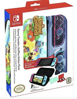 Animal Crossing New Horizons ACNH Nintendo Switch Lite Case Action Pack