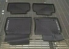 Camry  4PC All-Weather Floor Mats        2018-2019     OEM Toyota PT908-03180-20