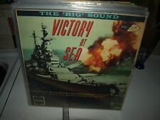 VICTORY AT SEA + other songs of the sea vinyl tv theme soundtrack album