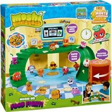 Moshi Monsters HQ Food Fight Playset