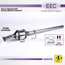 EEC CATALYST FI6023T TYPE APPROVED FIAT DOBLO (CARGO) 1.9 JTD 8V - FREE KIT