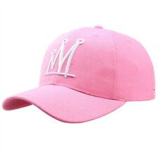 Mens Womens Snapback Trucker Cap Sun Baseball Breathable Hat Sport Beach Fashion