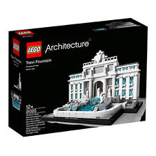 LEGO 21020 Architektur Trevi-Brunnen (Trevi Fountain), NEU & OVP