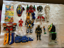 vintage mighty morphin power rangers Lot