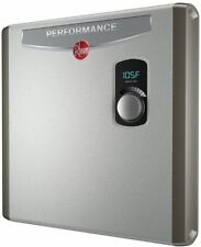 Rheem Electric Tankless Water Heater Instant Hot 27 kw Self-Modulating 5.3 GPM