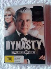 DYNASTY- THE FIRST SEASON (DVD, 4 - DISC SET) R-4, LIKE NEW, FREE POST AUS-WIDE