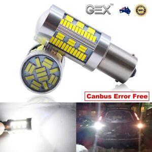 For All Holden Commodore VE Super Bright White LED Reverse Lights No Errors AU