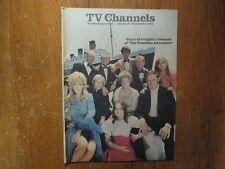 1974 Washington TV Mag(POSEIDON ADVENTURE/STELLA STEVENS/SHELLEY WINTERS
