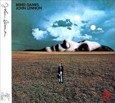 John Lennon Mind Games CD NEW Digital remaster