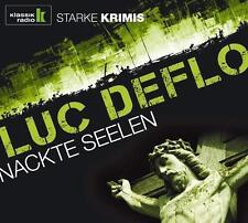 Nackte Seelen, 5 CDs (Klassik Radio-Edition STARKE KRIMIS) von Luc Deflo