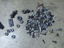 2006 KAWASAKI NINJA EX500 ASSORTED BOLTS NUTS SCREWS MISCELLANEOUS HARDWARE #Z84