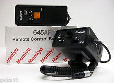 Mamiya 645 AFD III / AFD II / AF / DF / DF+ / ZD / Phase One Remote Control Set