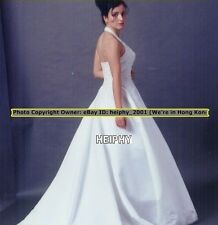 NR! SALE! Nwt Re Quo Princess* Sexy* White Wedding Gown Dress Size 8 12/14 50e