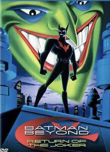 Batman Beyond: Return of the Joker - The Original, Uncut Version - DVD