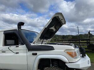 Toyota Land Cruiser Vdj 79 78 76 Single Bonnet Strut Kit