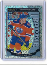 2015-16 O-PEE-CHEE PLATINUM #M1 CONNOR MCDAVID MARQUEE ROOKIE TRAXX SP RC