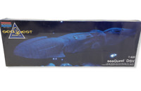 SeaQuest DSV Submarine Model Kit Factory Sealed Rare Monogram 1:600 Scale MISB