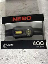 Nebo Einstein 400 LED Head Torch 400 Lumen