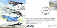 EJA 17 Short SB5 First Flight RAF flown cover