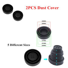 2PCS Car Seal Cap Dust Cover 5 Sizes for Headlight LED HID Lamp Kit High-quality