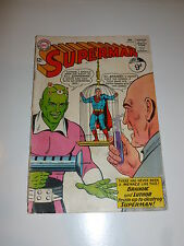 SUPERMAN Comic - No 167 - Date 02/1964 - DC Comics