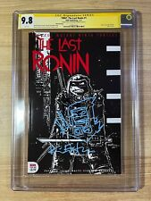 The Last Ronin #1 2021 3rd Print Signed Sketch Kevin Eastman Variant CGC 9.8