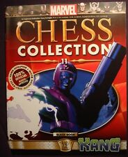 Eaglemoss Marvel Chess Collection Iusse #11 Kang  Magazine Only No Figure