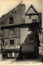 CPA  Saumur - Vieille Maison, rue Dacier  (207837)