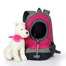 Pet Back Carrier Bag Puppy Cat Dog Backpack Portable Handle Breathable Shoulder