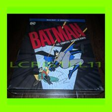 NEW Batman: The Animated Series REMASTERED Complete Series on BLU-RAY + Digital