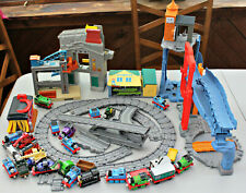 Fisher Price Thomas & Friends Take n Play Along Train Track Play Set Parts Lot