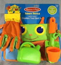 Melissa & Doug Sunny Patch Happy Giddy Garden Tool Belt Set New in Package
