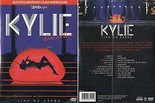 DVD KYLIE MINOGUE - LIVE O2 ARENA (BRAZIL EXCLUSIVE) ULTRA RARE