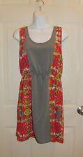 Petticoat Alley Racerback Dress Drop Waist Size Medium *New With Tags*