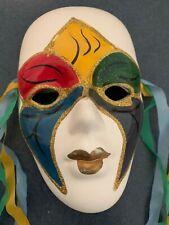Vintage Ceramic Decorative Face Mask  FREE SHIPPING