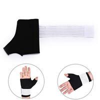 1pc Thumb Wrap Hand Handfläche Handgelenkstütze Unterstützung Arthritis Relief