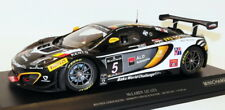 Mclaren 12C GT3 #5 24h Spa 2013 Boutsen Ginion Racing 1 18 Minichamps