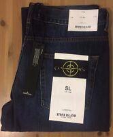 Stone Island Blue Jeans