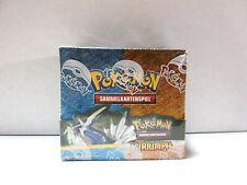 """Pokemon """"HS Triumph"""" Display deutsch OVP"""