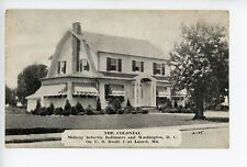 The Colonial Bed & Breakfast LAUREL MD Rare Roadside Motel Route 1 ca. 1937