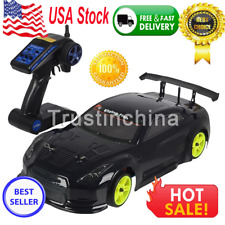 HSP Rc Car 4wd 1/10 Scale Nitro Gas Power Models On Road Racing Drift Buggy Kits