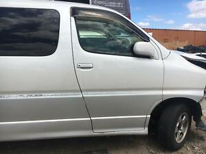 Toyota Regius Granvia Right Front Door Shell KCH10