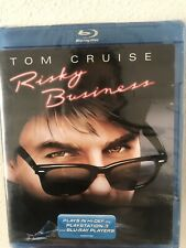 New Risky Business (Blu-ray) Tom Cruise, Rebecca German Mornay Flaws