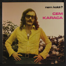 CEM KARACA: Nem Kaldi? LP (Spain, reissue, insert, gatefold cover) Rock & Pop