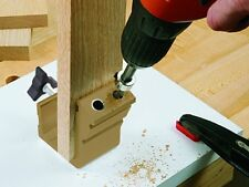 Pro Pocket Hole Jig Kit 850 E Z Tool System Woodworking Screw Joinery Dril Gener