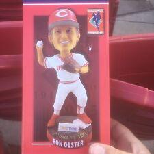 Ron Oester Cincinnati Reds HOF Bobblehead #5 in Series