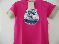 TEE SHIRT FILLE COLLECTION 3 SUISSES KID TAILLE: 8 ANS  NEUF